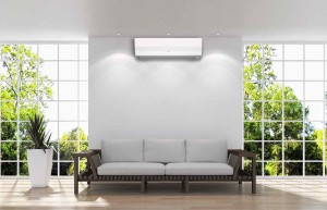 Wall Mounted Ductless Heat Pump