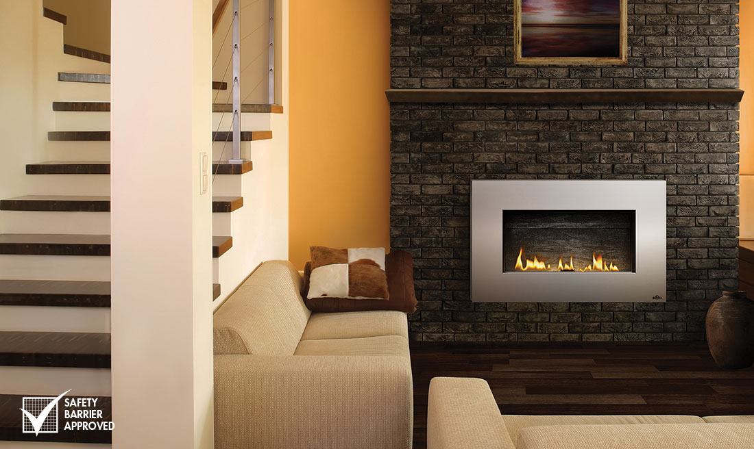 Fireplace Design photos of fireplaces : Gas Fireplaces | Electric Fireplaces | Coastal Energy | Nanaimo, BC