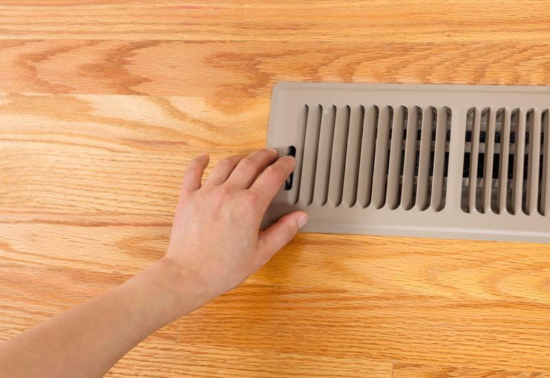 Air Conditioning using your Furnace